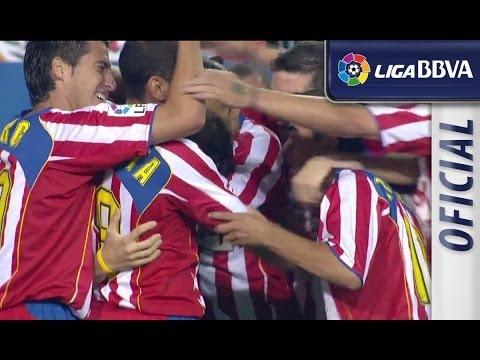 Highlights Atlético de Madrid (1-1) FC Barcelona 2004 - 2005 - HD