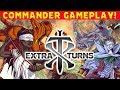 Extra Turns #02 w/ DJ, Kyle Hill and Ashlen Rose l Commander Gameplay l Magic: The Gathering EDH