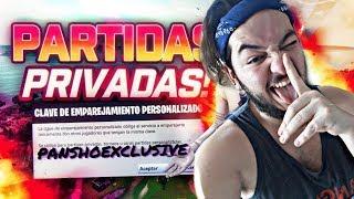 **FORTNITE** PARTIDAS PRIVADAS ROAD TO 5K **ESPECIAL 6 HORAS** - EN VIVO - CHILE