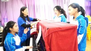 青松中學 建校三十周年慶典 音樂劇預告短片