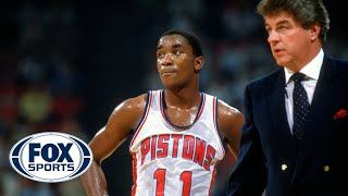 Isiah Thomas on 'The Jordan Rules' with Chris Broussard following 'The Last Dance'   FOX SPORTS