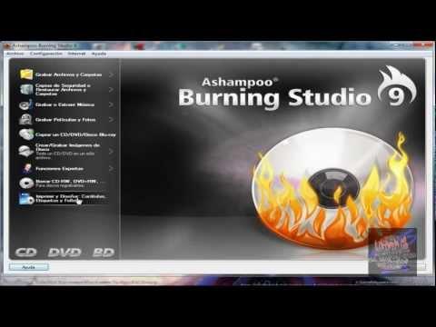 ASHAMPOO BURNING STUDIO 10.0.10