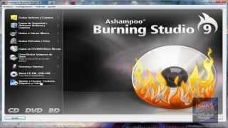 Descargar Ashampoo Burning Studio 9 full