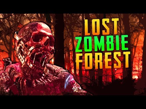 THE LOST ZOMBIE FOREST (Call of Duty Zombies)