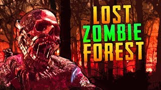 Video THE LOST ZOMBIE FOREST (Call of Duty Zombies) download MP3, 3GP, MP4, WEBM, AVI, FLV Januari 2018