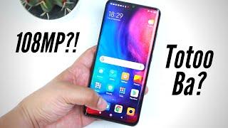 Mi Note 10: Phone ba ito o DSLR?! [108MP Penta Camera]