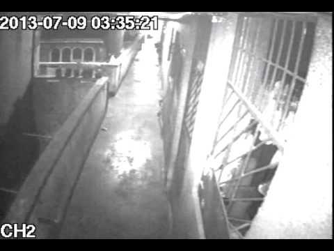 Theft  @ Gen. Solano St., San Miguel, Manila