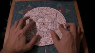 the Enochian System of John Dee, session 2, section A, part 3