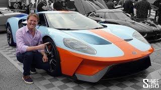 видео Ford GT