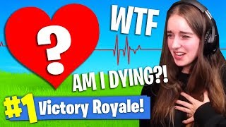 Tracking Heart Rate in Fortnite (RAGE WARNING)