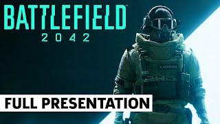 Battlefield 2042 Full Presentation | EA Play Live 2021