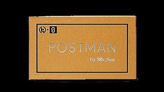 Postman mr JoJo - www.lepetitmagicien.com