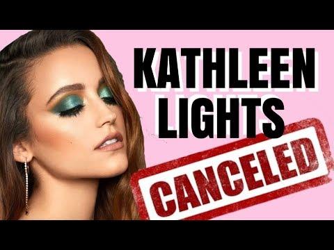KATHLEEN LIGHTS IS CANCELED