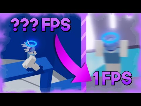 Download TOH but if I FALL then the FPS LOWERS...
