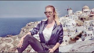 ПРИШЛОСЬ ЗАКАТИТЬ СКАНДАЛ / Остров Санторини