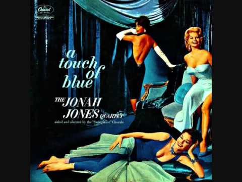 The Jonah Jones Quartet ‎ A touch of blue 1960  Full vinyl LP
