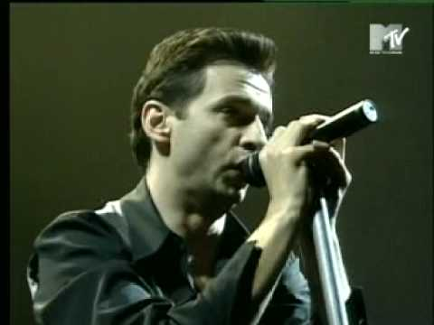 Depeche Mode - A question of time (live in cologne 1998)