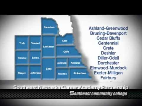SCC Southeast Nebraska Career Academy Presentation 2011