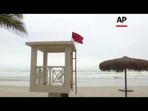 Cyclone Mekunu Severe, As It Surges Through Oman