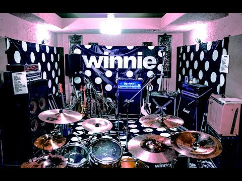 winnie【let it die】(Official Music Video)