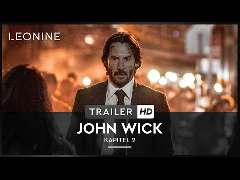 JOHN WICK: KAPITEL 2 | Teaser | Offiziell |  Heimkinostart: 27.06.2017