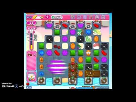 Candy Crush Level 2118 help waudio tips, hints, tricks