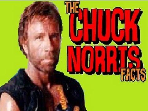 CHUCK NORRIS JOKES 10 ...