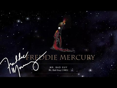 Freddie Mercury - Mr Bad Guy  Lyric