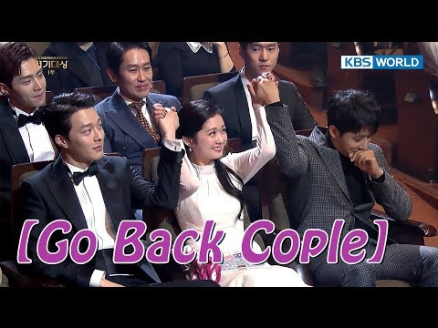 Baby face Jang Nara is sorry for having acted a girl in 20s [2017 KBS Drama Awards/2018.01.07]