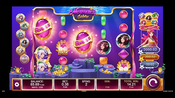 Mermaids Galore free spins