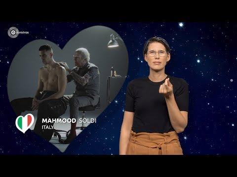 Mahmood - Soldi | Italië 🇮🇹 | Gebarentaal | ESC19