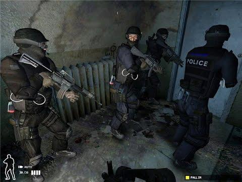 Симулятор Действий СПЕЦНАЗА СОБР, SWAT на ПК ! Освобождение Заложников. Игра SWAT 4