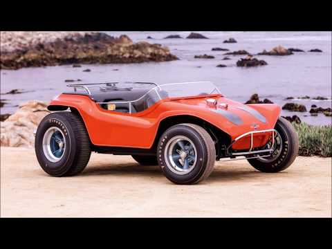 Steve McQueen Meyers Manx Dune Buggy Slideshow