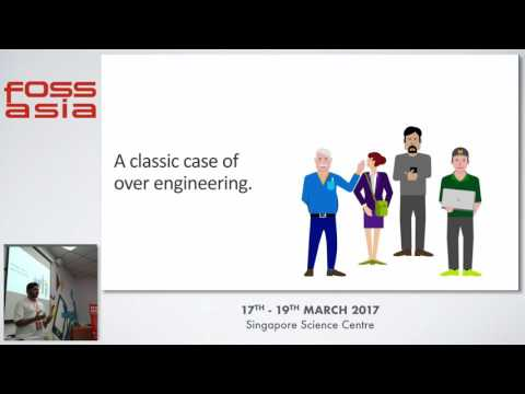 Improving fault detection & real time detailed analytics with Telemetry - Sudheesh - FOSSASIA 2017
