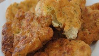 Jak zrobić omleciki z filetem z kurczaka