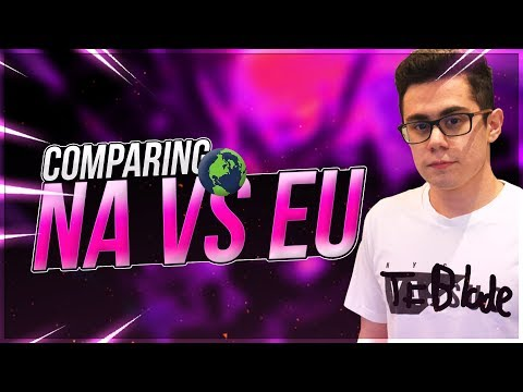 TFBlade | COMPARING NA AND EU! WHICH REGION IS BETTER?