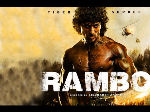 Tiger Shroff As RAMBO : Sylvester Stallone Film Remake in Bollywood