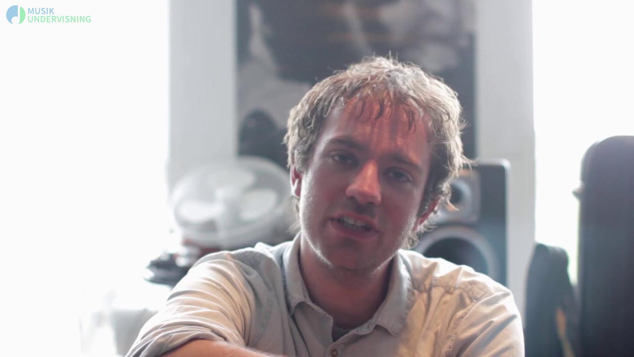 Jesper Westergaard. Guitarlærer ved Musikundervisning.dk