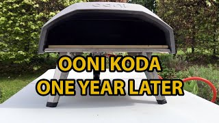 Ooni Koda Review  -  One Year Later
