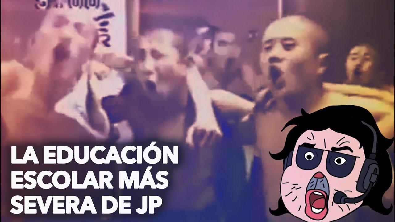 LA EDUCACIÓN ESCOLAR MÁS SEVERA DE TODO JAPÓN