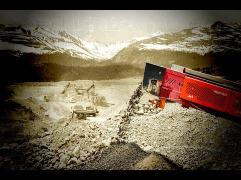 MARTIN® Belt Cleaners - Gold Rush 316 Mining