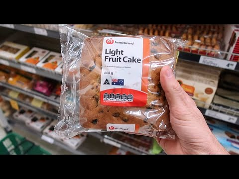 Fruitcake - The Cheap Cycling Superfood