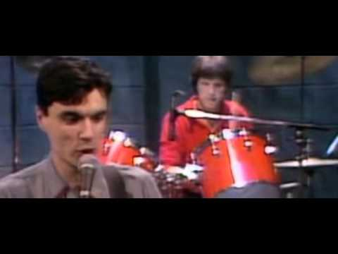 The Talking Heads Take Me To The River