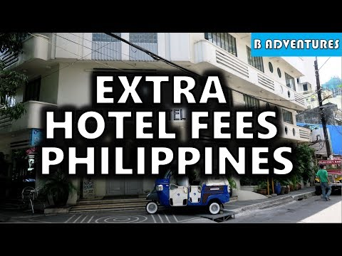 Extra Hotel Fees, The Clipper Makati Manila, Philippines S4, Vlog 35
