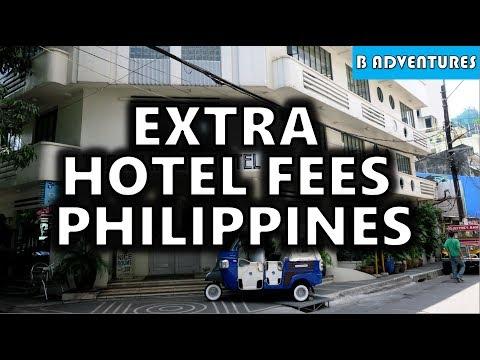 Extra Hotel Fees, Makati Manila Philippines S4, Vlog 35