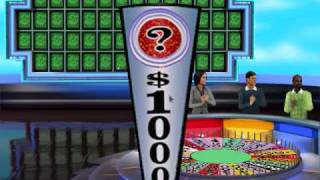 Wheel of Fortune 2 gameplay