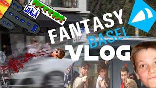 Fantasy Basel Vlog +schockierender Unfall [Giälä vo de FizZzers]