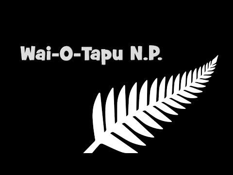 Wai O Tapu N P -  New Zealand