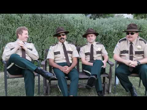 Super Troopers 2 personalized video HILARIOUS!
