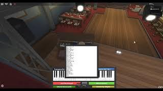 [Roblox Piano] - Have You Ever Seen The Rain - CCR